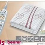 خرید تشک برقی با زوم گرمایشی پا برند بیورر(beurer) مدل UB90