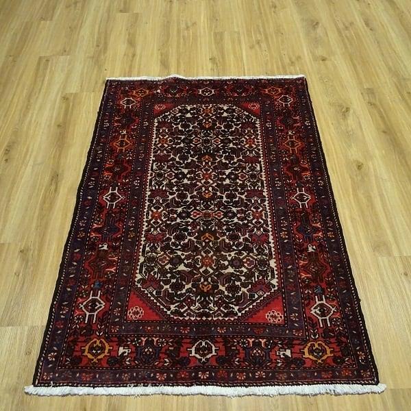 فرش دستبافت رودبار_ابعاد:150*105