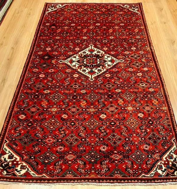 فرش دستبافت حسین آباد_ابعاد:250*155