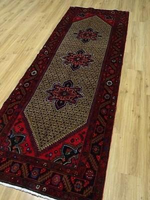 فرش دستبافت سنقر کلیایی_ابعاد:300*100