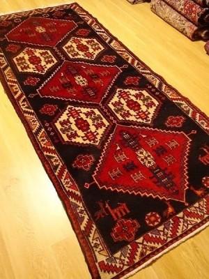 فرش دستبافت ساوه_ابعاد:290*120