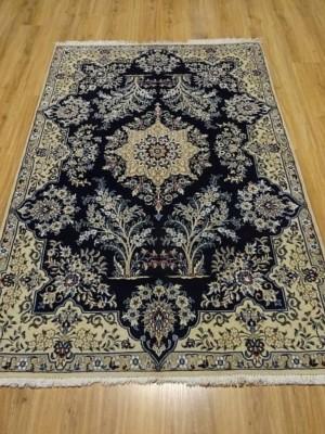 فرش دستبافت نائین_ابعاد:200*130