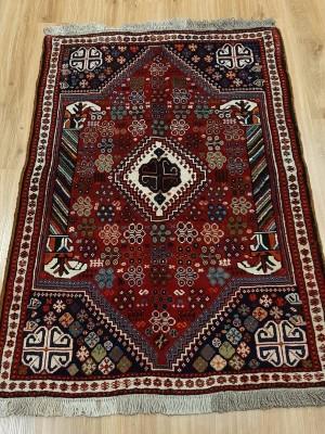 فرش دستبافت شیراز_ابعاد:150*100