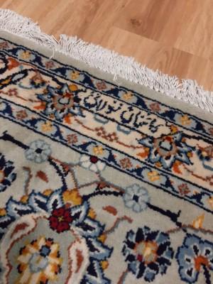 فرش دستبافت کاشان_ابعاد:390*270