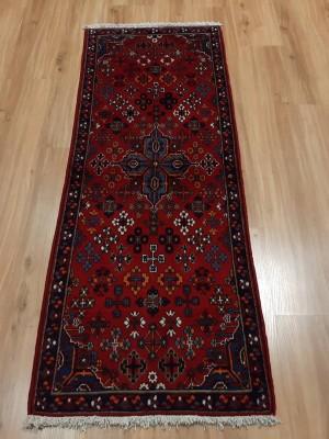 فرش دستبافت جوشقان_ابعاد:160*60