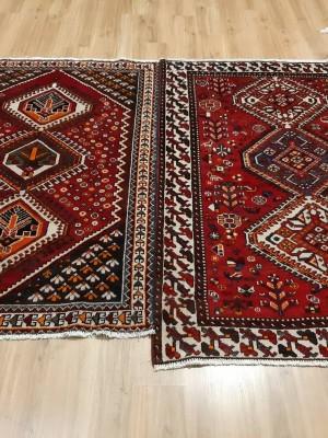 دو تخته فرش دستبافت مشابه هینگون_ابعاد:200*140