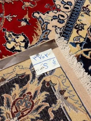 فرش دستبافت کاشمر_ابعاد:350*240