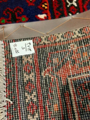 فرش دستبافت جوشقان_ابعاد:320*220