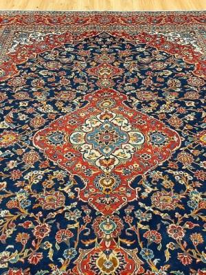 فرش دستبافت کاشان _ابعاد:350*250
