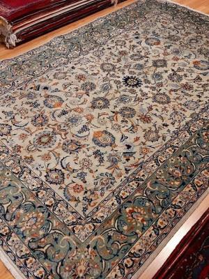 فرش دستبافت کاشان _ابعاد:310*210
