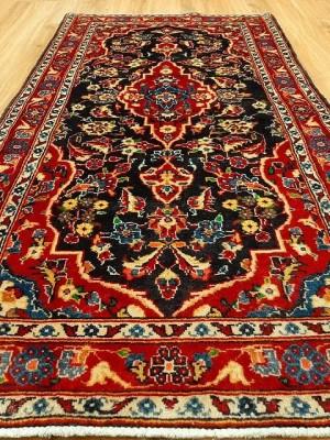 فرش دستبافت کاشان _ابعاد:156*78