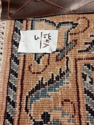 جفت فرش دستبافت نایین_ابعاد:275*195