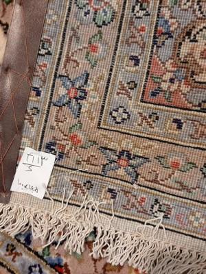 فرش دستبافت کاشان _ابعاد:145*100