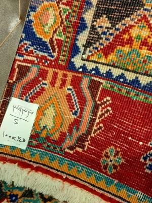 فرش دستبافت گلپایگان _ابعاد:145*100