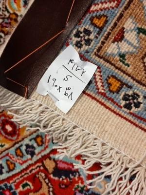 فرش دستبافت مود بیرجند _ابعاد:308*190