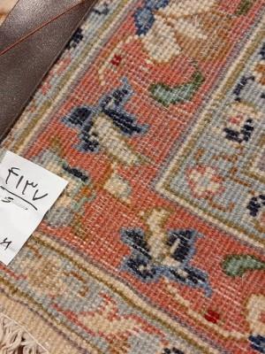 فرش دستبافت کاشان _ابعاد:146*102