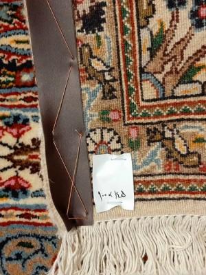 فرش دستبافت مود بیرجند _ابعاد:145*100
