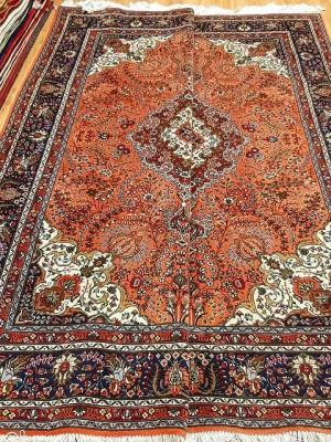 جفت فرش دستبافت آذرشهر_ابعاد:300*200