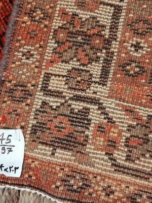 فرش دستبافت شیراز_ابعاد:203*154