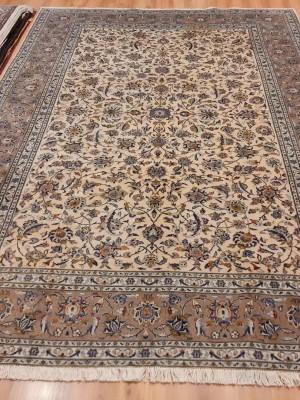 فرش دستبافت کاشان_ابعاد:350*250