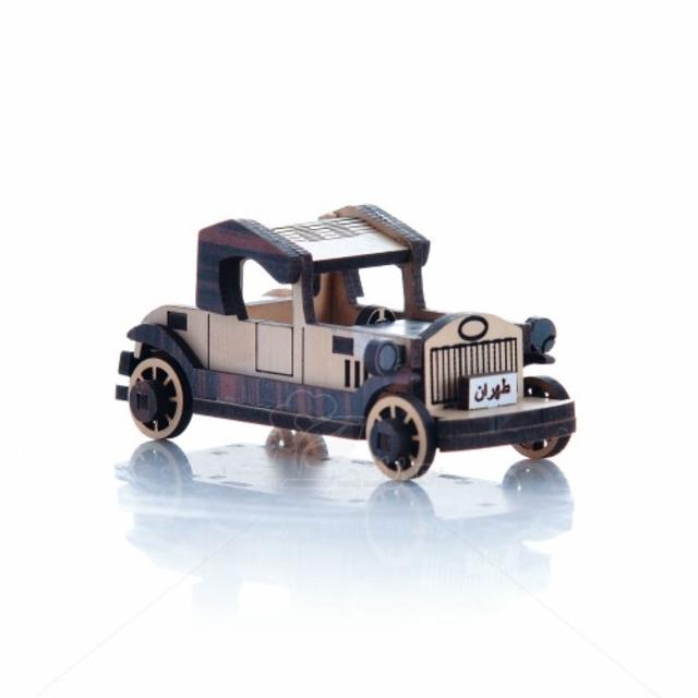 ماکت ماشین قدیمی ارتفاع 4.5 سانتیمتر