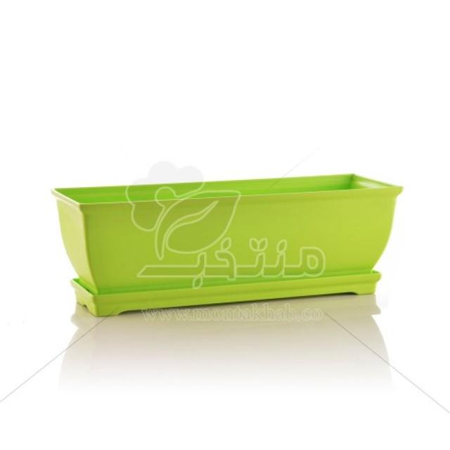 باکس پلاستیکی شهر آذین مدل 6040 طول 40 سانتیمتر