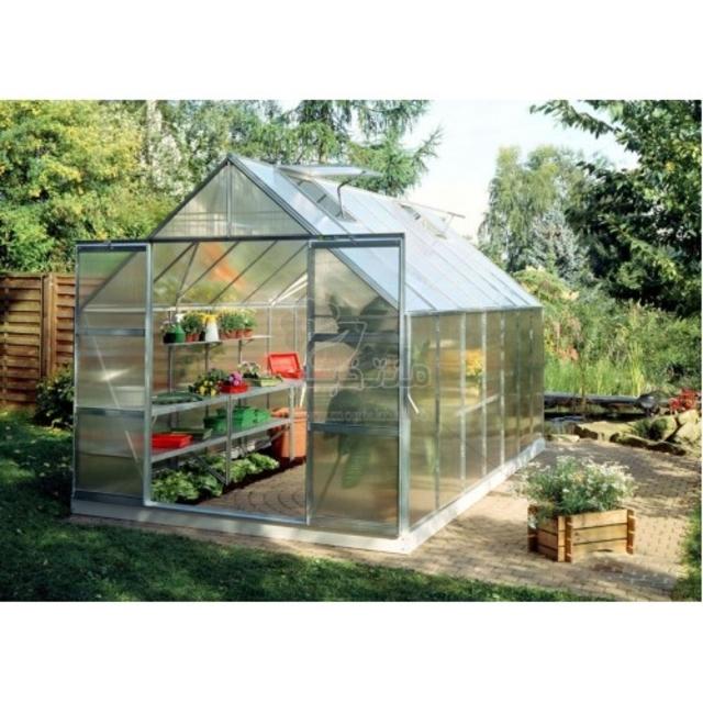 گلخانه خانگی مدل DL505 ارتفاع 2.4 متر(طول3.10)