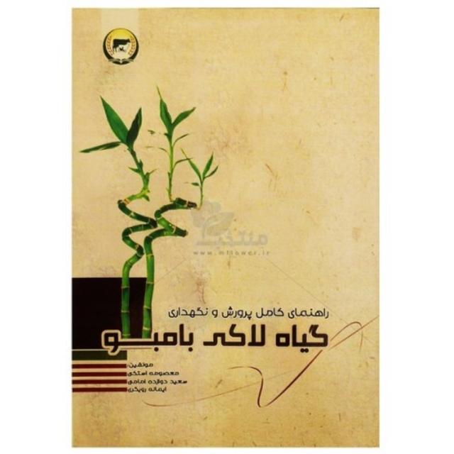 کتاب گیاه لاکی بامبو