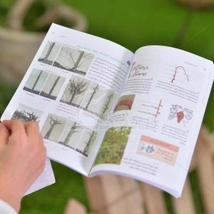 کتاب هرس درختان و گیاهان