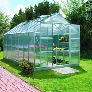 گلخانه خانگی مدل DL48 ارتفاع 2.20 متر(طول 4.96)