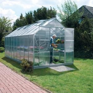 گلخانه خانگی مدل DL46 ارتفاع 2.20 متر(طول 3.72)