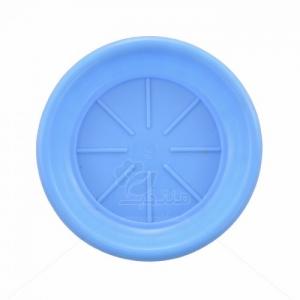 زیر گلدانی پلاستیکی گرد مدل ZA3 قطر13 سانتیمتر