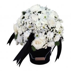 باکس گل تسلیت