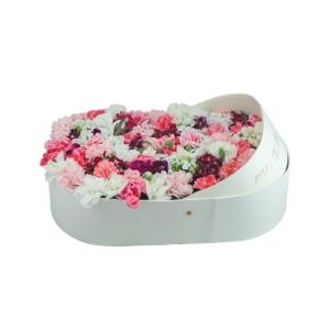 باکس گل گهواره هدیه تولد نوزاد