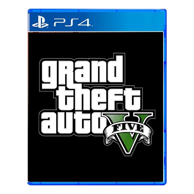 خرید بازی GTA V برای PS4