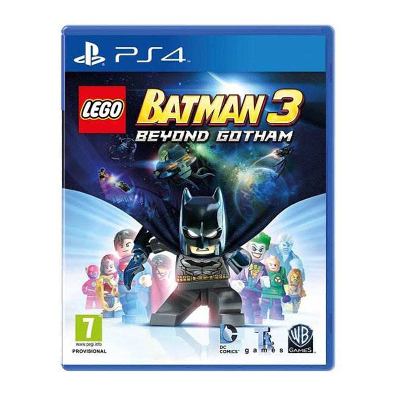 خرید بازی Lego Batman 3 : Beyond Gotham برای PS4