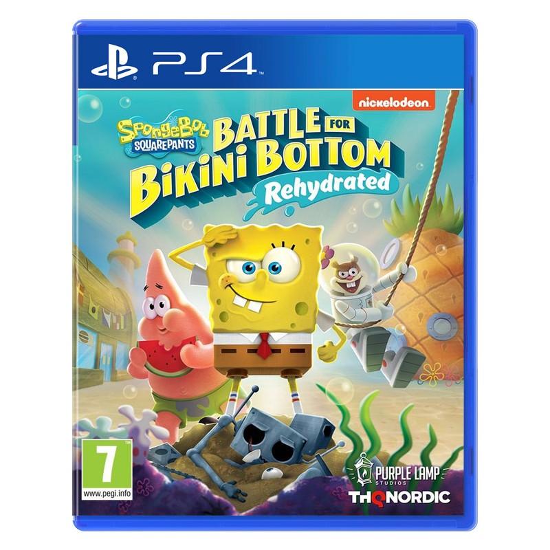 خرید بازی SpongeBob SquarePants برای PS4
