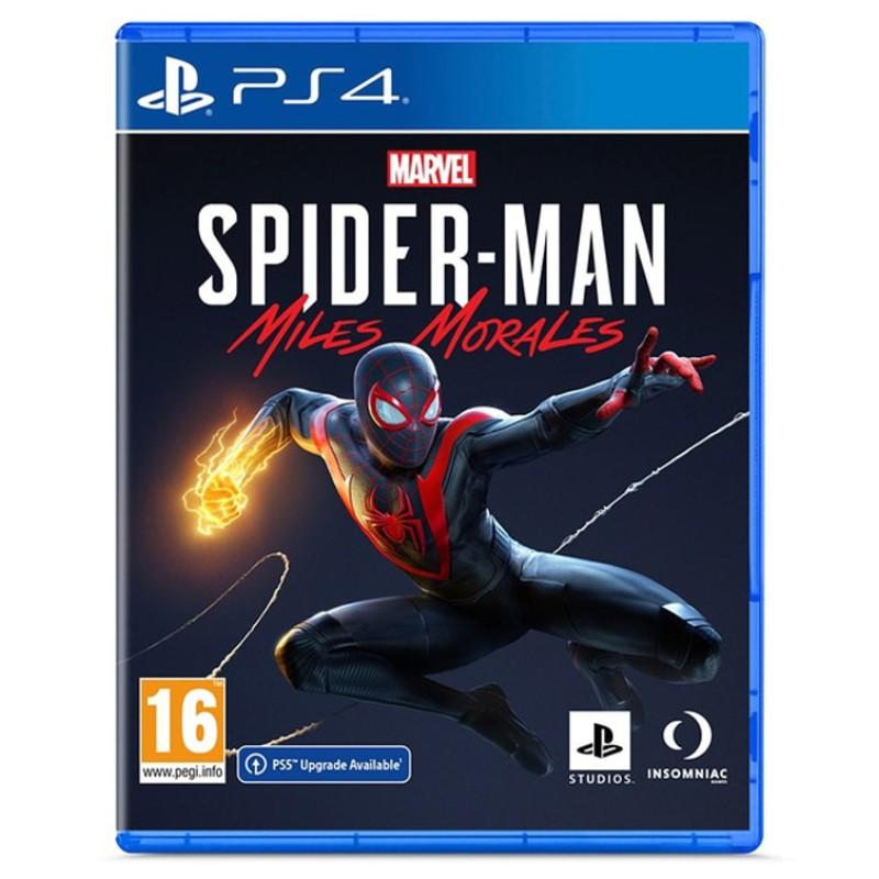 خرید بازی Spider-Man: Miles Morales برای PS4
