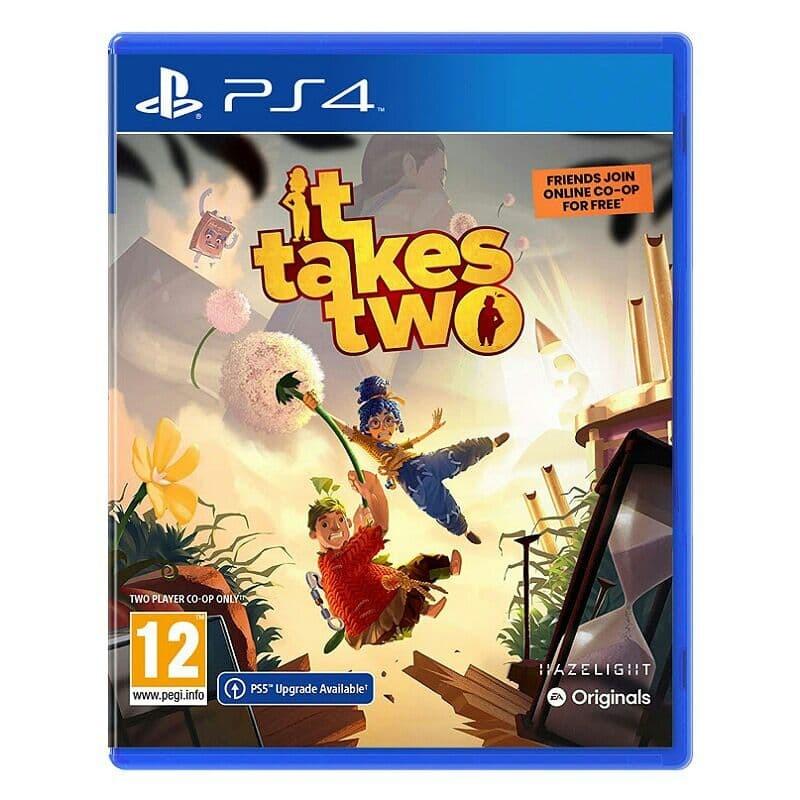 خرید بازی It Takes Two برای PS4