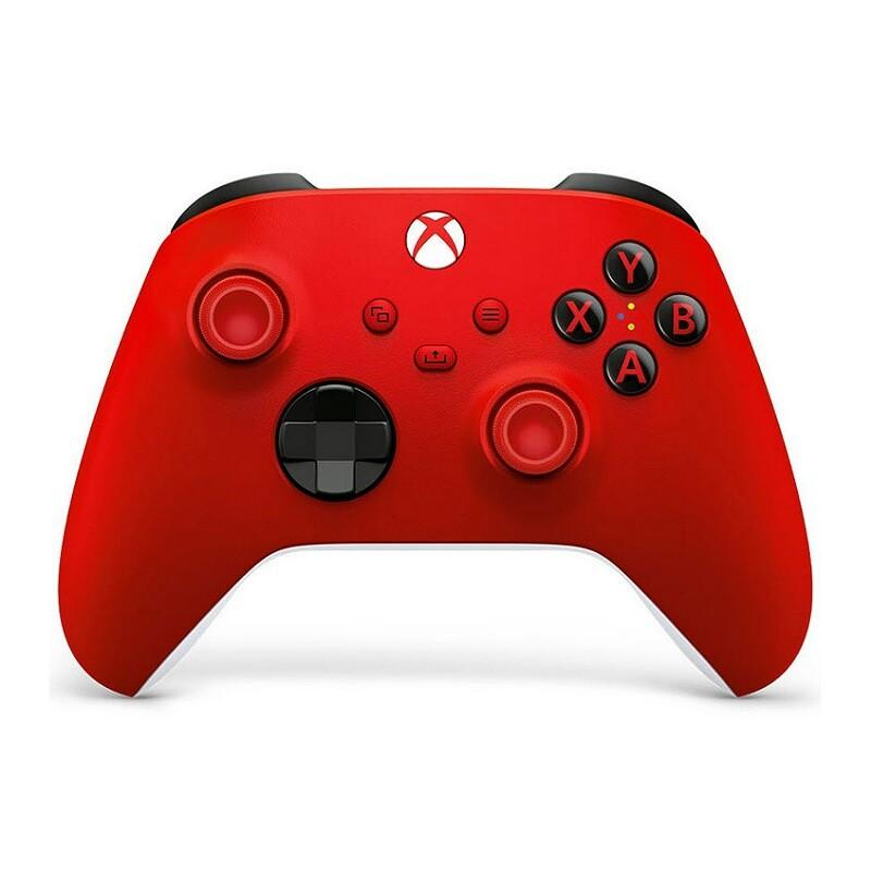 خرید کنترلر ایکس باکس - سری جدید - رنگ Pulse Red