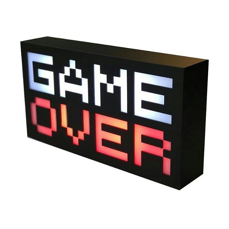 خرید چراغ گیم اور Game Over Light