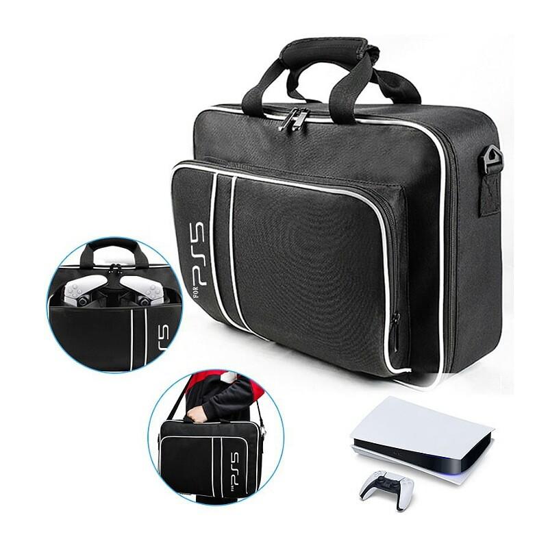 خرید کیف ضد ضربه پلی استیشن 5 PS5 Travel Bag