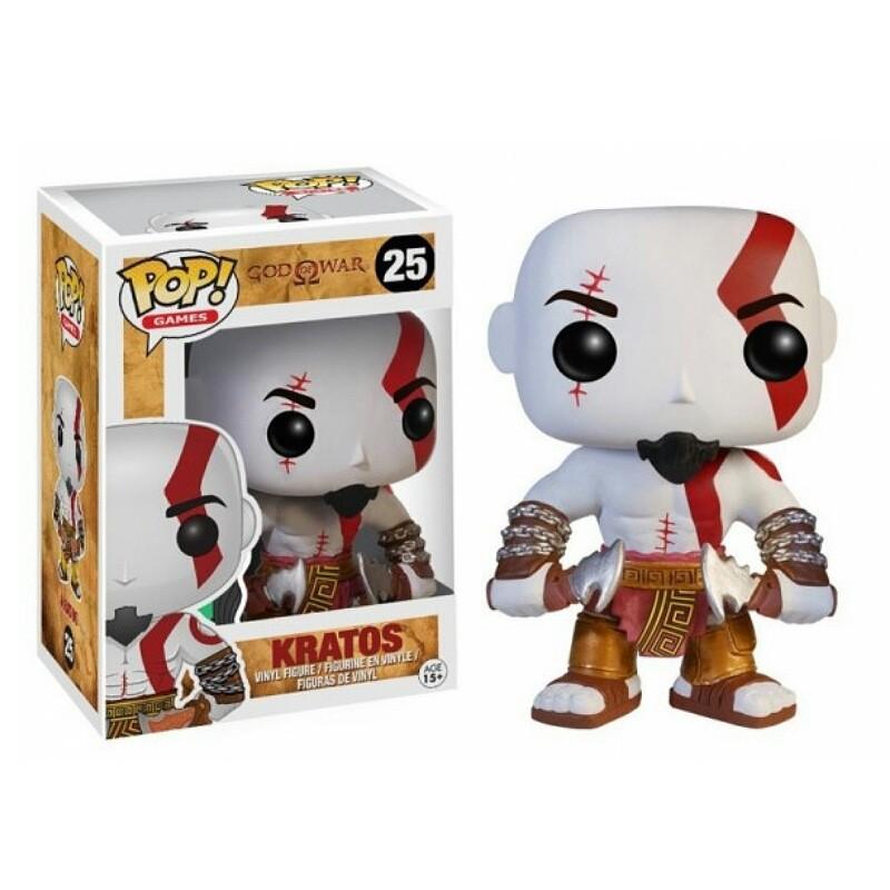 خرید پاپ فیگور - شخصیت Kratos