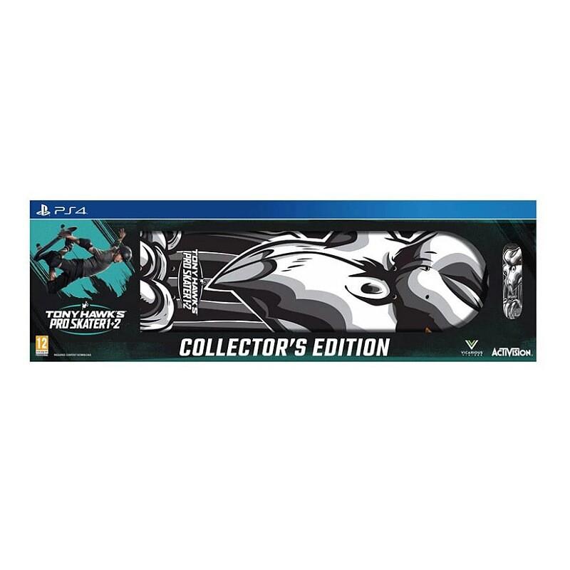 خرید بازی Tony Hawk's Pro Skater 1 + 2 نسخه Collector's Edition برای PS4
