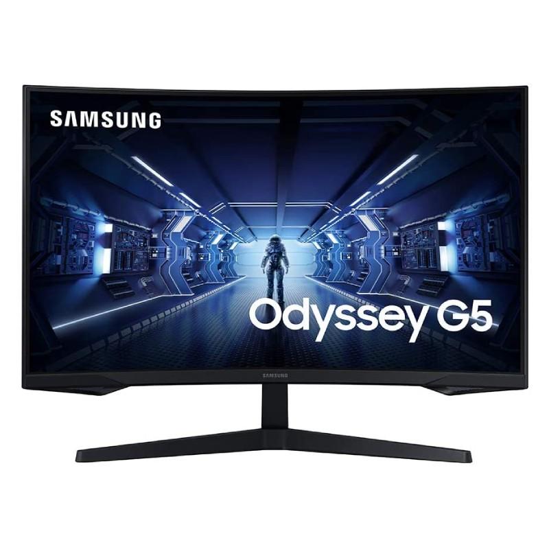 خرید مانیتور  SAMSUNG Odyssey G5  32-Inch 144Hz