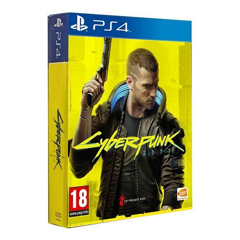 خرید بازی Cyberpunk 2077 برای PS4