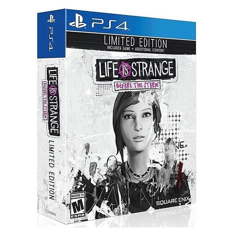 خرید بازی Life Is Strange Before The Storm نسخه Limited Edition برای PS4