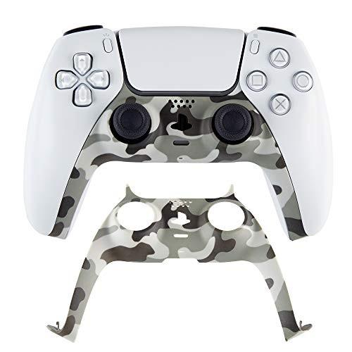 خرید روکش دسته Controller Style Mod Pack PS5 قرمز
