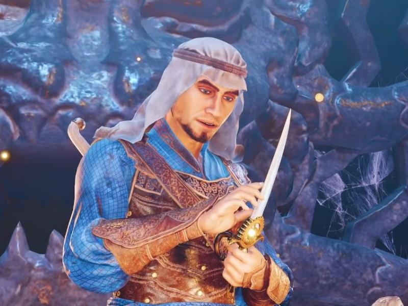 بازی Prince of Persia: The Sands of Time Remake توسط یوبی سافت معرفی شد