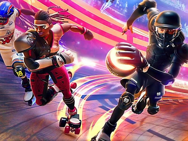 تاریخ انتشار بازی Roller Champions مشخص شد